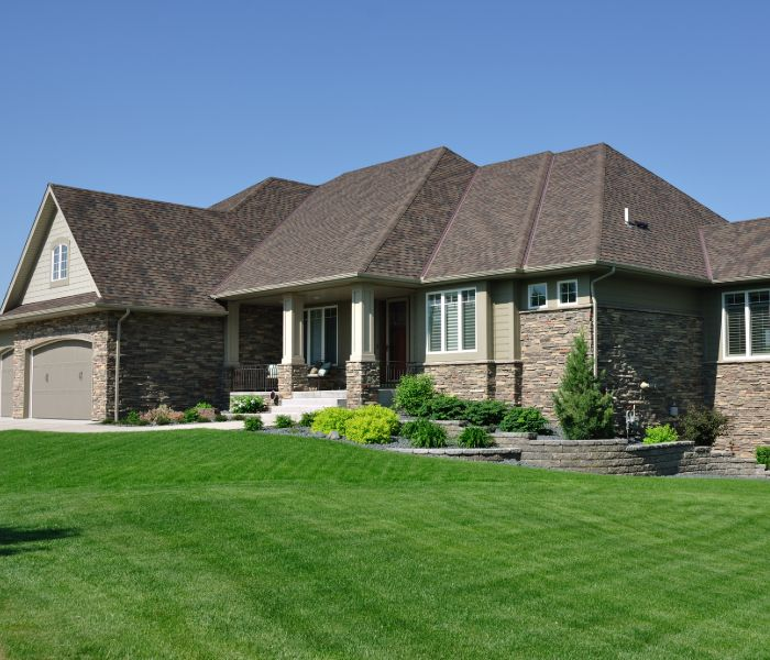 house that had roof inspection in Topeka